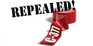 Bill 377 Repealed