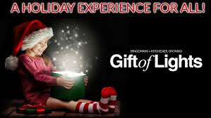 gift of lights advertisement