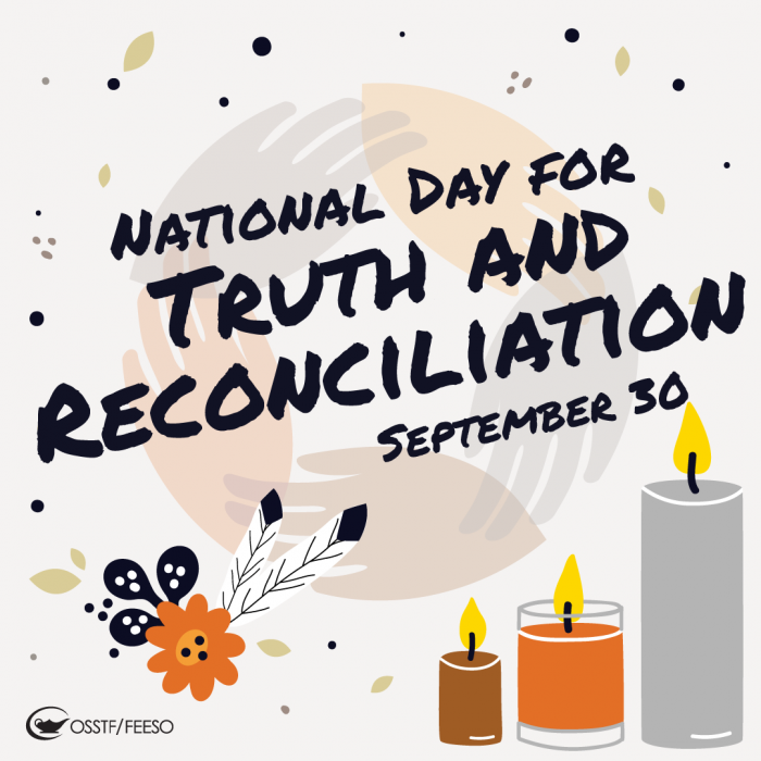 National Day for Truth and Reconciliation Sept 30